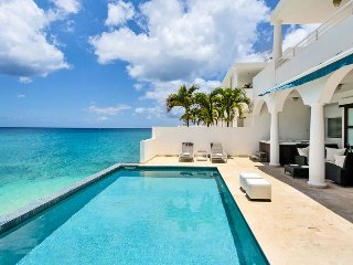 FARNIENTE...Water Front Villa, Elegant, Luxurious, Totally Secure, private access to Cupecoy Beach!, St. Maarten-St. Martin