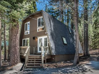 Truckee Hideaway and Four-Seasons Fun at Tahoe Donner