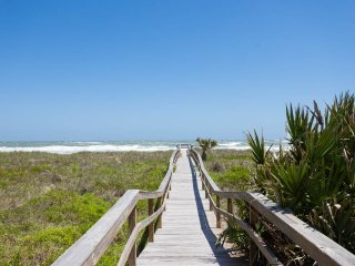 Seaside Bungalow, 3 bedrooms, Beach Side, Vilano Beach, St Augustine, Saint Augustine