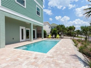 Verona by the Sea, 6 Bedroom, Ocean View, Private Pool, Elevator, Sleeps 14, Saint Augustine