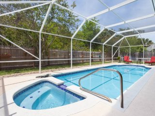 Coquina Dreams, 3 Bedrooms, Private Heated Pool, Pet Friendly, Sleeps 6, Palm Coast