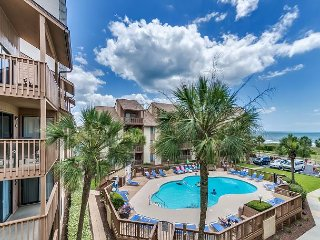 Large 3 Bedroom 2 Bath Pool and Courtyard View Condo - At The Anchorage I