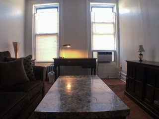 Furnished 1-Bedroom Apartment at Columbus Ave & W 88th St New York