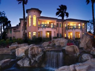 MARRIOTT DESERT SPRING VILLAS I &II  1 Bd sleeps 4, Palm Desert