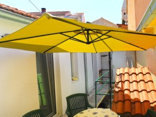 Apartment Brac-Two Bedroom Apartment with Terrace, Supetar
