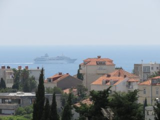 Apartments Franka - Studio with Terrace and  Sea View, Dubrovnik