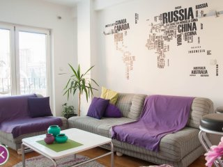 Skopje Center Apartment