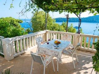 Kirigin-One Bedroom Apt with Terrace and Sea View, Dubrovnik