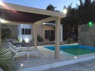 Preciosa Casa Veraniega en Telchac Puerto