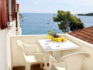Apartments & Room Lumio - One Bedroom Apartment with Balcony and Sea view (A2+2)