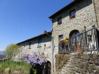 Rustico toscano - Holiday Stone Cottage, Bagni Di Lucca