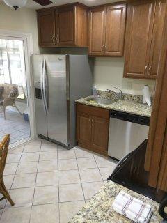 Fully renovated Kitchen 2016