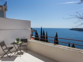 Apartments Villa Ari- Studio Apartment with Terrace and Sea View, Dubrovnik