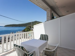 House Rašica - One Bedroom Apartment with Terrace and Sea view (2)