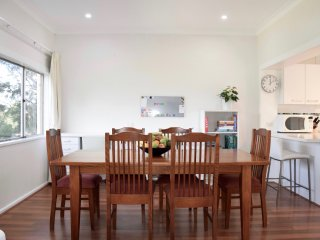 Beautiful modern family home close to transport, Chatswood