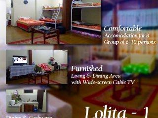 Homestay Baguio's Cozy Studio Unit