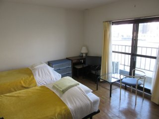 Twin room type 2  Nihonbashi, Koto area in Tokyo
