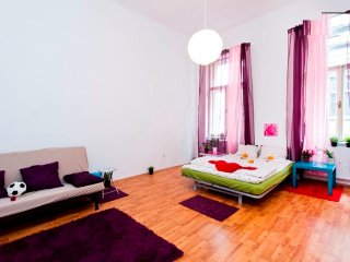 Fancy 5 room flat in he center, Budapest