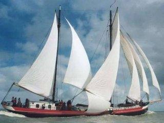 Segelschiff Averechts, Amsterdam