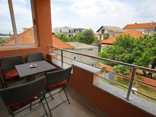 Apartments Kapetan- One Bedroom Apartment with Balcony (Red)