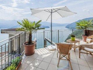 Appartamento in residence con piscina 3-4 posti, Parzanica