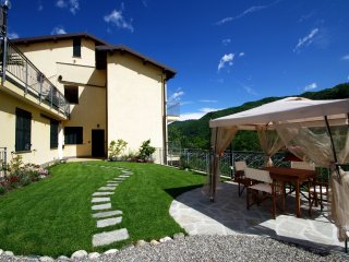 Agriturismo Ponterotto APARTMENT 3 SLEEPING, Ranzo
