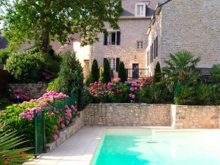 Benodet Appart 2 chambres/6 pers, terrasse, piscine chauffee, Villa Ti An Amiral