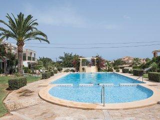 Apartamento ideal para familias cerca de la playa, Denia