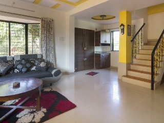 Simply Offbeat 3 BHK Bungalow with big Lawn, Lonavla