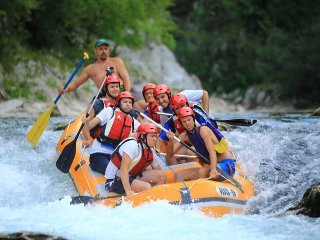 Raft Zone Neretva - Raft N' Stay