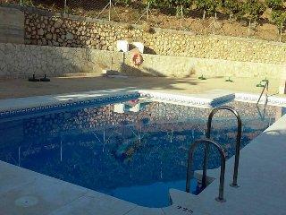 piscina del recinto