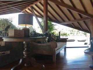 Villa Umalas with a beautiful landscape garden