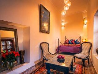 Tranquil riad in the heart of Marrakech medina