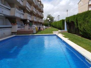 133B Apartamento con terraza superior vistas mar, Cambrils