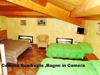 Porto Recanati , Camera 4 Posti con bagno privato