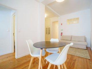 Palmeira Estrela apartment in Estrela with WiFi., Lissabon