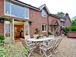 The Coach House, Sherway Farm located in Exeter, Devon