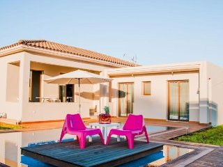 Satingold01 luxury villa with three bedrooms, Ayia Napa