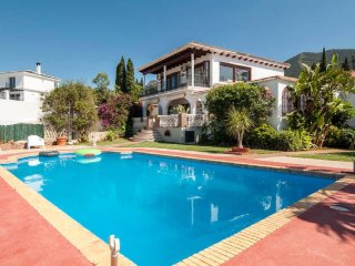Alhaurin El Grande holiday villa rental