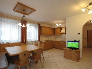 6 | Trilo x 4/6 persone | Appartamenti Villa Elisa, Falcade