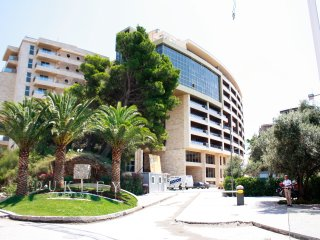 Apartment Harmonia sea view 12 floor F 803, Becici