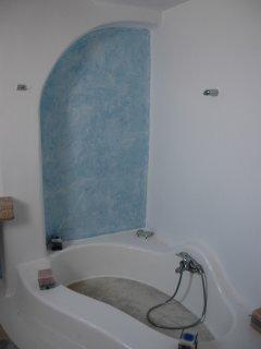 Ensuite bathroom to bedroom 1