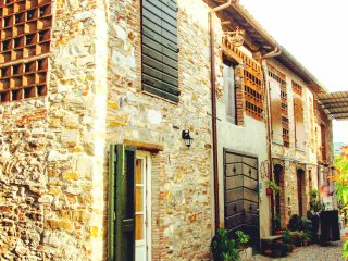 Rustic house with parking  near the city center of Lucca