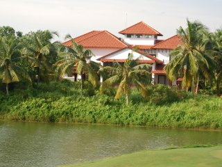 Luxury Pool Villa, with golf, in Malacca, Ayer Keroh