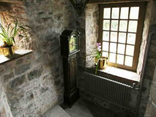 031-15th Century Castle, Insch