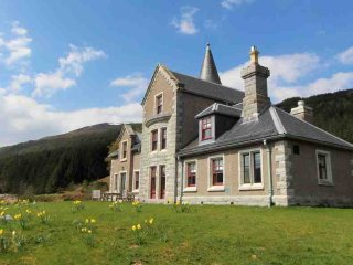 045b-Luxury Holiday Lodge, Dalwhinnie