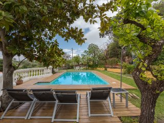 Casa Rural con Piscina Privada