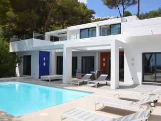 VILLA MODERNE VUE IMPRENABLE IBIZA TOWN FORMENTERA, Ibiza Ciudad