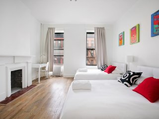 Decorative 3BR * Sleep 8 *C. Park, New York