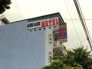 Motel & Motorbike For Rent